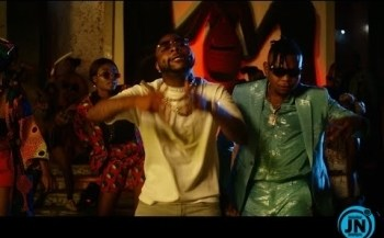 VIDEO: Olakira - In My Maserati (Remix) ft. Davido